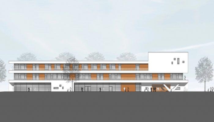Design Schule Hamburg | Ihb 190 Grundschule Goldbek Schule Hamburg Ingenieur Hoch Bau